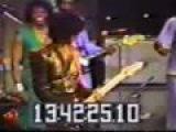 Michael Jackson,James Brown,and Prince on stage (1983 )