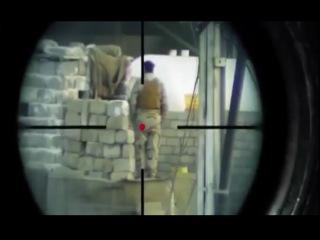 18+ Снайперы в Сирии и Ираке.Жесть.