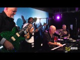Korg at Winter NAMM 2013 - Tom Coster, Steve Smith, Victor Wooten, Frank Gambale Live Performance