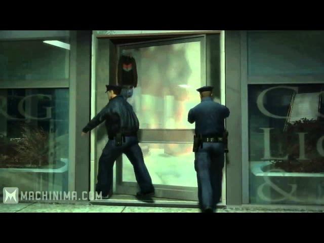 GTA 4 - Приколы 9 (ржач)