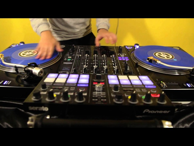 DJ Carlo Atendido - Pump It Up Routine