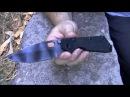 Беседы о ножах 1: Strider SMF