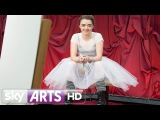 Timelapse Portrait Of Game Of Thrones Star Maisie Williams - Portrait Artist Of The Year