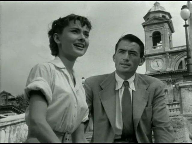 Римские каникулы Roman Holiday 1953