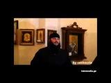 Монах грузин поет трисвятое на арамейском (язык Христа)!
