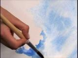 Acquerello: come dipingere il cielo tecnica BASE
