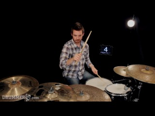Drummer101 with Kevin Prince: Paradiddle Groove
