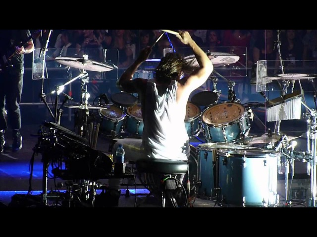 Shannon Leto - Night Of The Hunter - Milan 11.02.2013