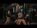 Public Disgrace рабыня Jade Indica, , публичное унижение, BDSM, рабынь очень жестко публично ебут и унижают