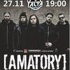 AMATORY // 27.11 // YALTA // Калининград