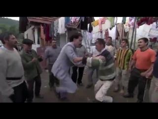 Танец бората