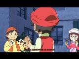 FRT Sora Pocket Monsters XY Movie 18 Prequel ODA - The Minidjinni of the Word Appear! - Hoopa 480p SUB