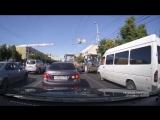 Трактористы-стритрейсеры, город Калининград. Когда работа в удовольствие! :)