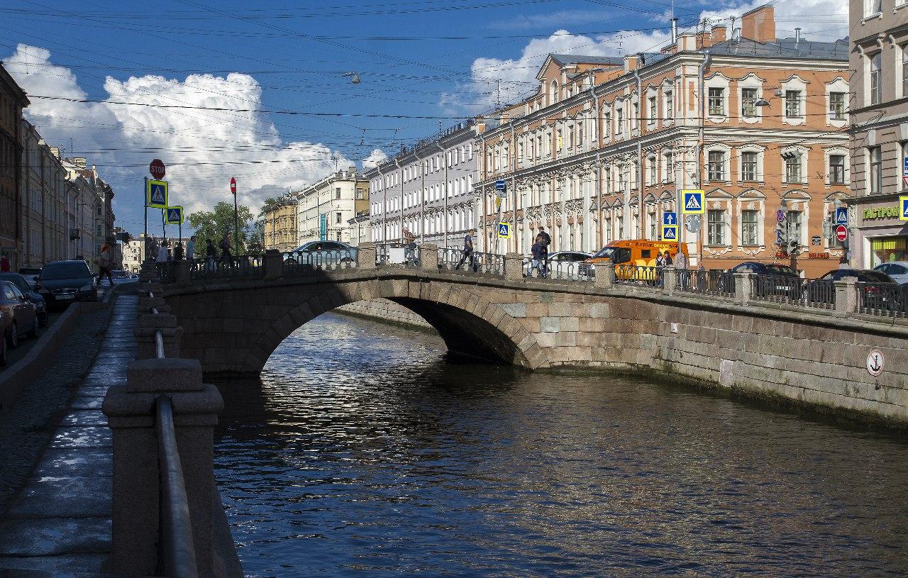 Петербург - культурная столица