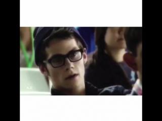Teen Wolf | Dylan O'Brien |  | Дилан О'Брайен |  | Stiles Stilinski |  | Стайлз Стилински | vine
