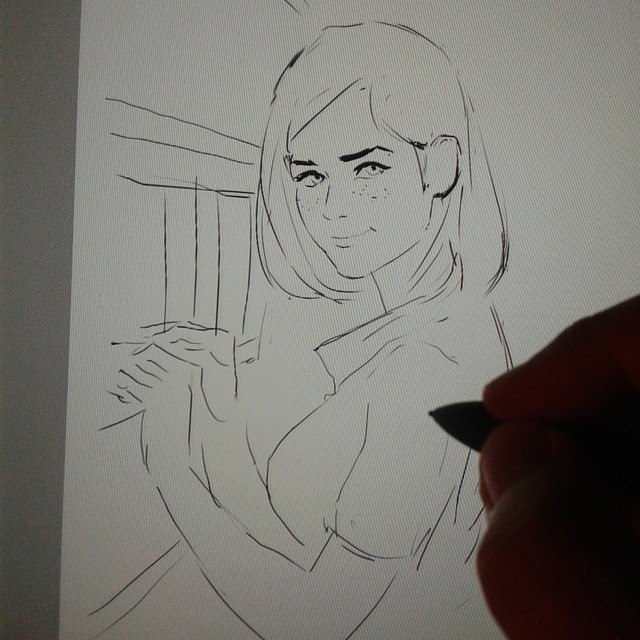 Mon carnet de dessin 34QuACUDqj8