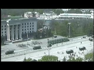 Одесса в преддверии годовщины сожжения: Ожившая картинка из фильма про фашизм