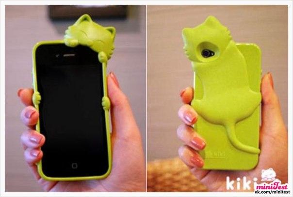 Чехол из силикона для смартфона своими руками
