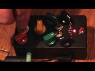 Uoki-Toki - Dub Lab Pro (Analog Dub Siren with Delay)