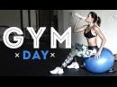 GYM ✖ DAY Моя тренировка после Перерыва.