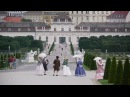 The castle Belvedere Wien/Austria, filmed with Lumix GH1