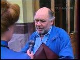 Евгений ЛЕОНОВ о песне из кф Белорусский вокзал (1990)