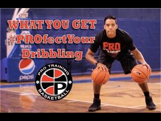 Everything You Get In #PROfectYourDribbling | World's Best Ball Handling Program | Pro Training
