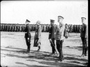 Russian Army Inspections Czar Arrives On Train 1914-1916