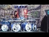 Dream Theater  Enigma Machine ~ Mike Mangini Drum Solo, Gelsenkirchen, 19th July, 2014