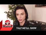 That Metal Show TMS BTS Mark Slaughter, Andy Biersack, Taime Downe and Mike Orlando VH1 Classic