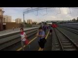 Subway Surfers | Эпичная битва зацепера с помощником машиниста в Новосибирске | Зацепин...