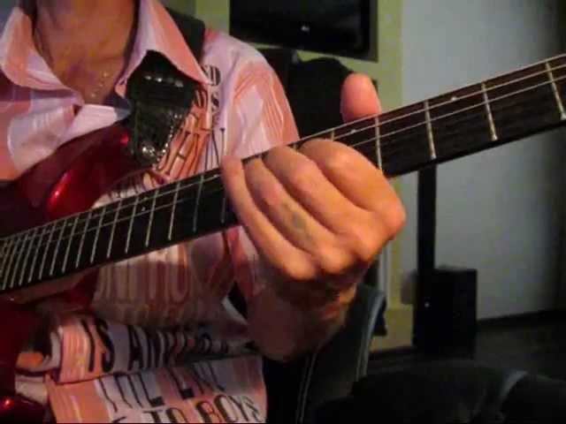 Блюз на гитаре Соло (lead blues guitar) Песни под гитару