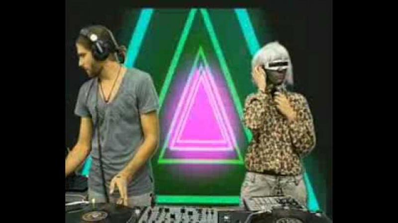 Push n Pull @ RTS.FM Moscow Studio 10.11.2009