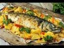 Рецепт скумбрии запеченной в духовке скумбрия запеченная с овощами