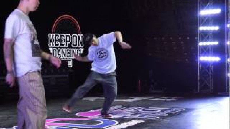 Popping Final | Hoan VS Hozin | KOD10