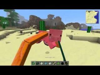 Фрост! Похититель Тел!  Обзор Мода Minecraft! Morph! №69 Ч 2
