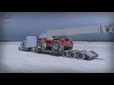 Ледовый путь дальнобойщиков 9 сезон 03 серия - Искатели колеи Trail Blazers