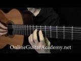 Dance of the Sugar Plum Fairy by Tchaikovsky (classical guitar arrangement by Emre Sabuncuoğlu)