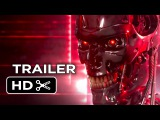 Terminator: Genisys TRAILER 2 (2015) - Arnold Schwarzenegger Movie HD