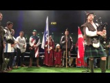 Alba gu Brath - Hatikvah in Israel World Medieval Fighting Championship