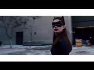 Женщина-кошка / Catwoman | Темный рыцарь: Возрождение легенды / The Dark Knight Rises