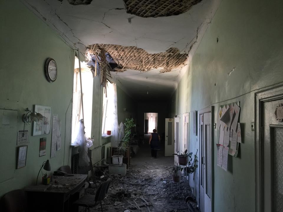 В 23 больнице