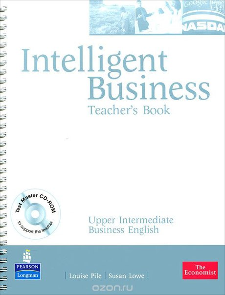 Intelligent Business Teachers Book