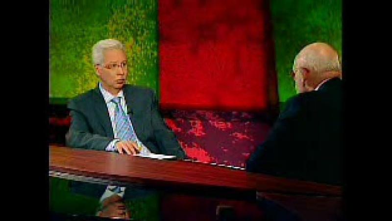 [staroetv.su] Жёсткий разговор (Первый канал БТ, 02.11.2007) Валентин Орлович