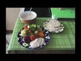 Живая кухня. Сыроедение. Майонез - абсолютно живой)) Без яиц, молока и масла!