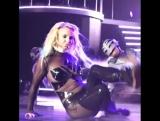 Britney Spears -Work Bitch (POM show, August 21)