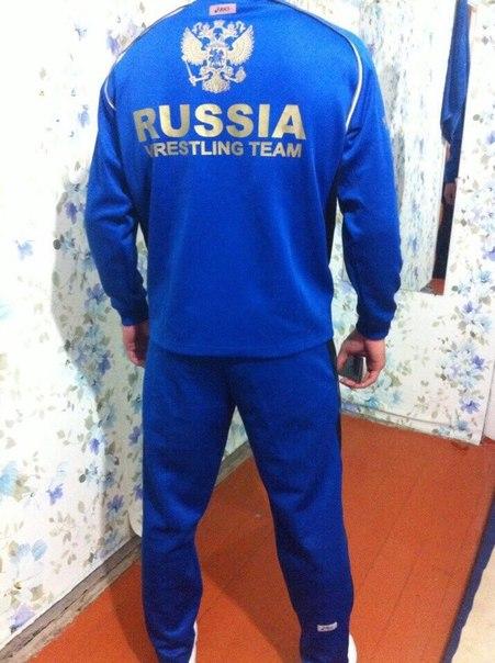 47c05fe3f Donut-dom — Спортивный костюм Wrestling - Фото футболок -...