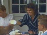 Фанни Ардан  Fanny Ardant - Съемки фильма Семейный совет  Conseil de famille (сентябрь 1985)
