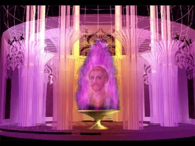 Адама (через Аурелию Л.Джоунс) - Путешествие в Храм Фиолетового Пламени (Медитация фиолетового луча)