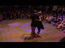 BTF 2010 - Show impro Vaudeville Murat Erdemsel Noelia Hurtado @ Brussels tango festival